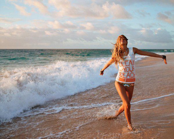 Красивые на море как сделать для девушек